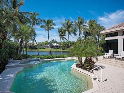 Bonita Springs Single Family Home For Sale: 27260 Oak Knoll Dr