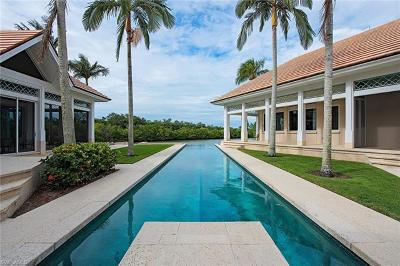 Marco Island, Naples Single Family Home For Sale: 3800 Fort Charles Dr
