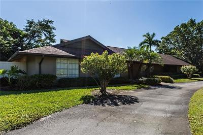 Single Family Home For Sale: 600 Mooring Line Dr