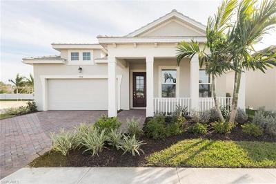 Naples Single Family Home For Sale: 3384 Pilot Cir