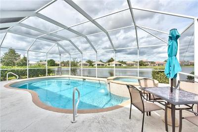 Fort Myers Single Family Home For Sale: 13071 Lake Meadow Dr