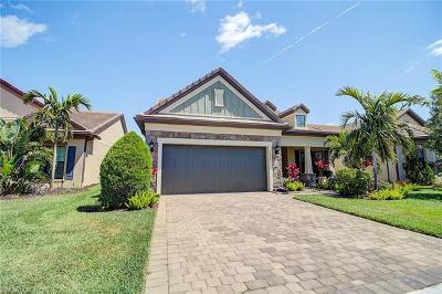Naples Single Family Home For Sale: 16321 Camden Lakes Cir