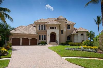 Marco Island Single Family Home For Sale: 870 W Copeland Dr