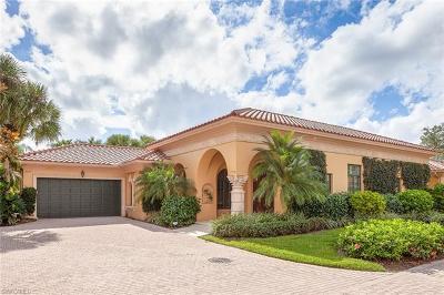 Naples Single Family Home For Sale: 2527 Avila Ln