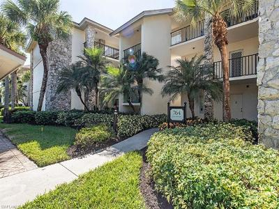 Naples Condo/Townhouse For Sale: 764 Eagle Creek Dr #H-103