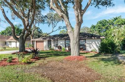 Bonita Springs Single Family Home For Sale: 27060 Pine Ave