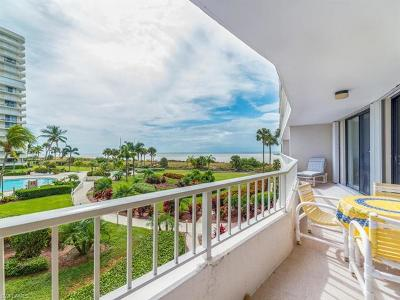 Marco Island Condo/Townhouse For Sale: 320 Seaview Ct #207