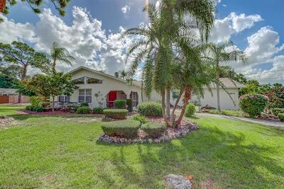 Estero Single Family Home For Sale: 4973 Royal Palm Dr