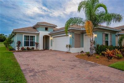 Fort Myers Single Family Home For Sale: 10336 Materita Dr