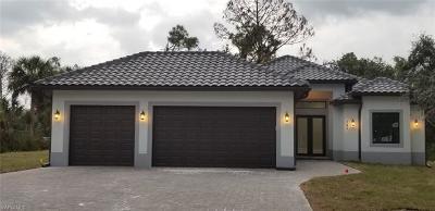 Golden Gate Estates Single Family Home For Sale: 742 NE 4th St