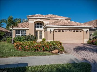 Estero Single Family Home For Sale: 23581 Copperleaf Blvd