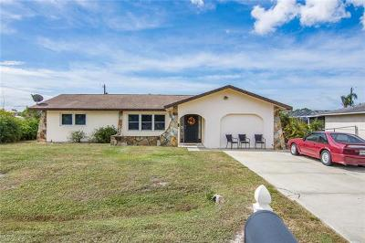Fort Myers Single Family Home For Sale: 18330 Ostego Dr