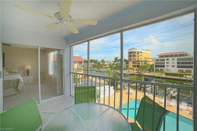 Marco Island Condo/Townhouse For Sale: 919 Huron Ct #B-301