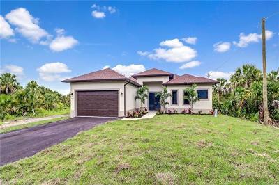 Golden Gate Estates Single Family Home For Sale: 2777 SE 18th Ave