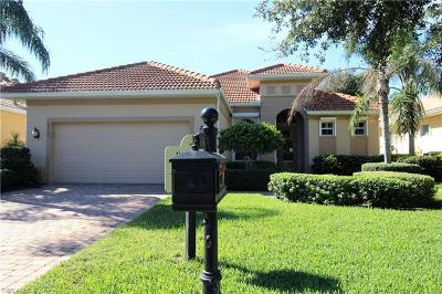 Naples Single Family Home For Sale: 6765 Bent Grass Dr