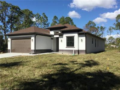 Naples Single Family Home For Sale: 1235 47th Ave NE