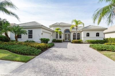 Naples Single Family Home For Sale: 15957 Paseo Ln