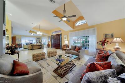 Bonita Springs Single Family Home For Sale: 9860 El Greco Cir
