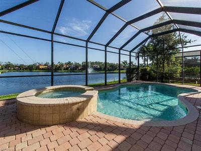 Naples Single Family Home For Sale: 12754 Aviano Dr