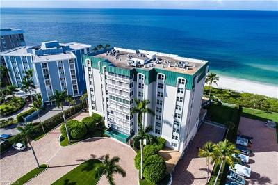 Naples Condo/Townhouse For Sale: 3003 N Gulf Shore Blvd #103
