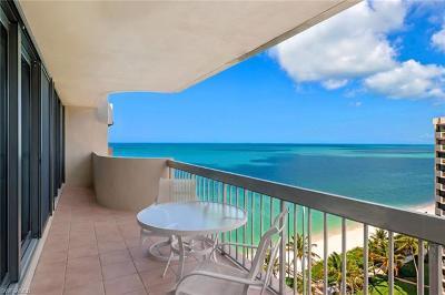 Naples Condo/Townhouse For Sale: 4001 N Gulf Shore Blvd #1404
