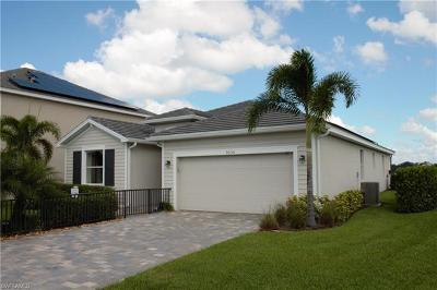 Fort Myers Single Family Home For Sale: 9532 Albero Ct