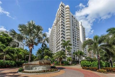 Condo/Townhouse For Sale: 4451 N Gulf Shore Blvd #302