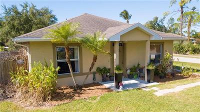 Naples FL Single Family Home For Sale: $269,900