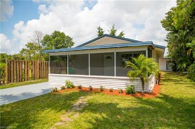 Naples Single Family Home For Sale: 118 7th St