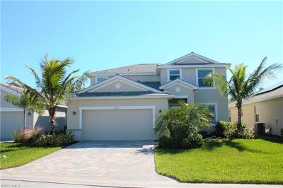 Fort Myers Single Family Home For Sale: 9544 Albero Ct