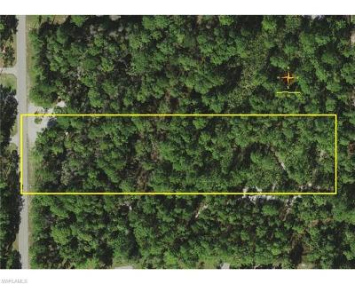 Naples Residential Lots & Land For Sale: NW 29th St