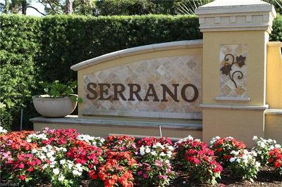 Bonita Springs Residential Lots & Land For Sale: 27132 Serrano Way