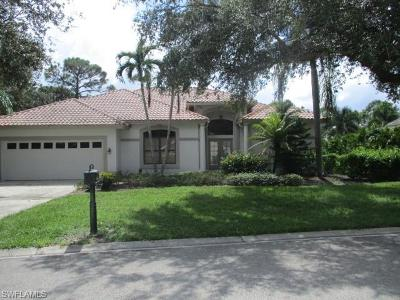 Bonita Springs Single Family Home For Sale: 24841 Wax Myrtle Dr