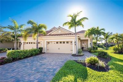 Estero Single Family Home For Sale: 21546 Misano Dr