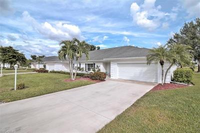 Fort Myers Single Family Home For Sale: 7071 E Brandywine Cir
