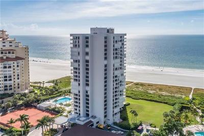 Royal Seafarer Condo/Townhouse For Sale: 300 S Collier Blvd #501