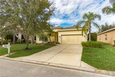 Fort Myers Single Family Home For Sale: 13297 Hampton Park Ct