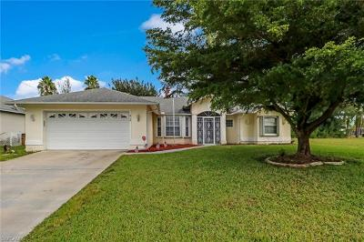 Cape Coral Single Family Home For Sale: 415 SE 21st St