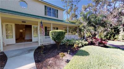 Naples Single Family Home For Sale: 3690 SW 1st Ave