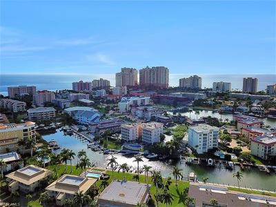 Marco Island Condo/Townhouse For Sale: 901 Huron Ct #B4