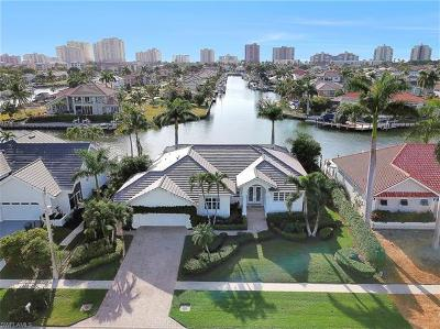 Marco Island Single Family Home For Sale: 760 Partridge Ct