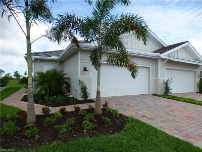 Naples Single Family Home For Sale: 14795 Edgewater Cir