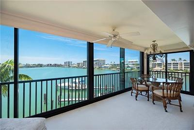 Naples Condo/Townhouse For Sale: 222 Harbour Dr #303