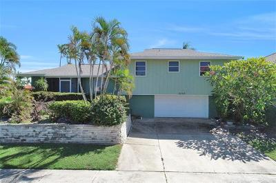 Marco Island Single Family Home For Sale: 1237 Martinique Ct