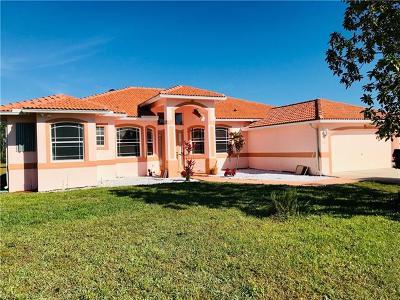 Golden Gate Estates Single Family Home For Sale: 2675 NE 37th Ave