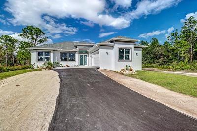 Naples Single Family Home For Sale: 4195 NE 45th Ave