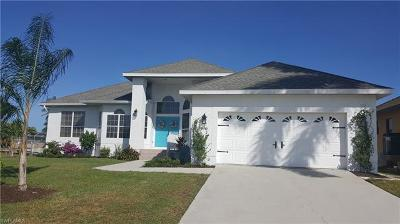 Marco Island Single Family Home For Sale: 1640 Almeria Ct