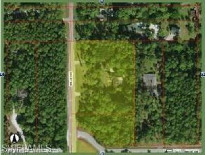 Naples Residential Lots & Land For Sale: 2870 SW 66th St
