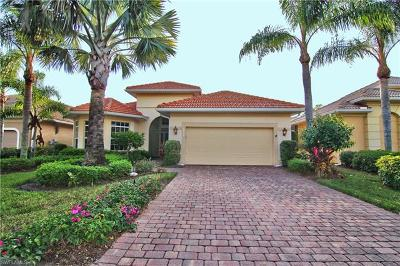 Naples Single Family Home For Sale: 6757 Bent Grass Dr