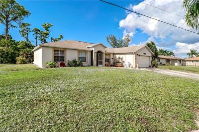 Single Family Home For Sale: 5425 SW 25th Pl